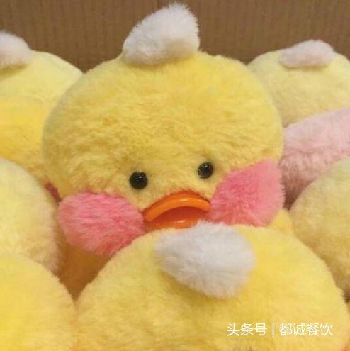 小黄鸭微信头像