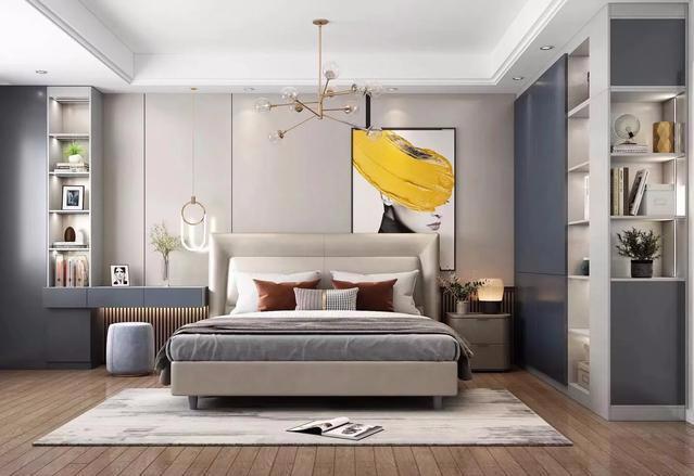 27张卧室嵌入式衣柜设计,省空间又整洁