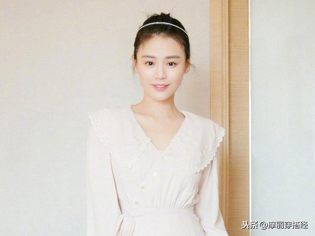 中年连衣裙秋装长袖