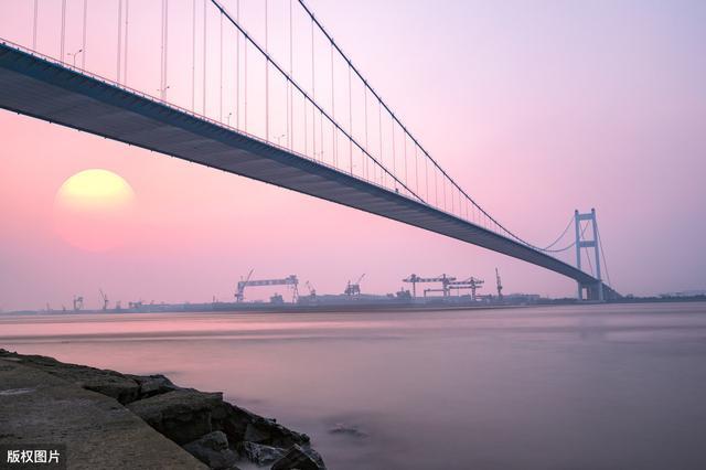 江阴长江公路大桥