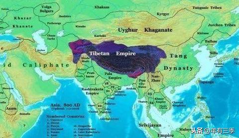 盛极一时的吐蕃帝国,是如何把自己送上绝路的