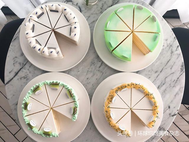 治愈少女心的韓國私房蛋糕,精美、健康、時尚通通都是她的標簽