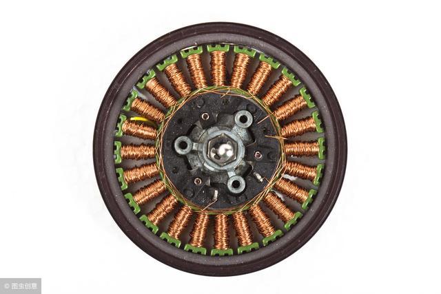 永磁低速/调速同步电机