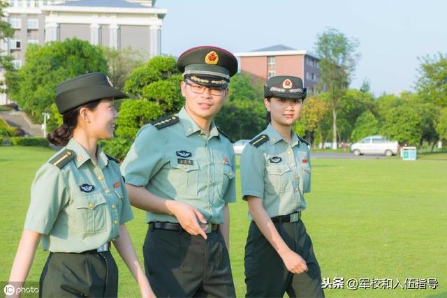 招收女生和文科生的军校有哪些?答案在这里_腾讯网