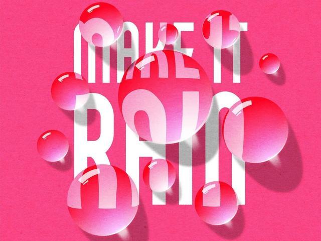 字母艺术字体logo设计