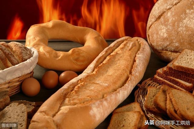 史上最全烘焙知識,滿滿的全都是干貨