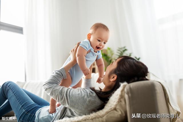 """培养孩子的安全感,你需要更多的""""地板时间""""和亲子陪伴"""
