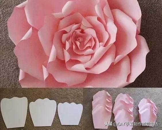 折纸花100种大全图解