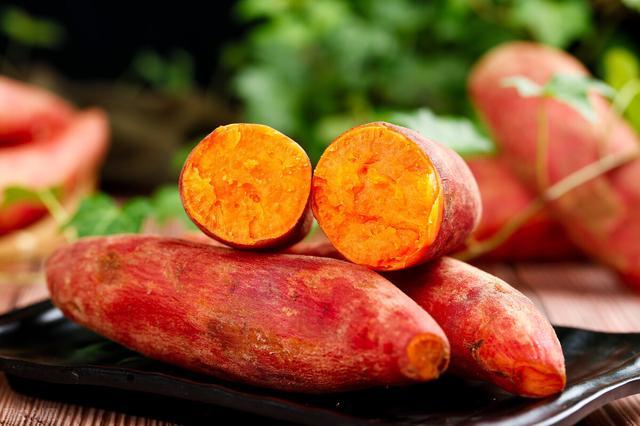 蒸红薯玉米图片