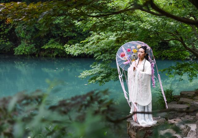 西湖美景图片_图片_红动手机版