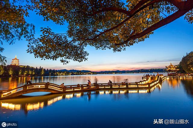 杭州西湖_西湖十景_图片_中国十大风景名胜之一_壁纸族