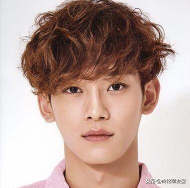 今年最in的发型设计与脸型搭配图片男士篇_爱靓网