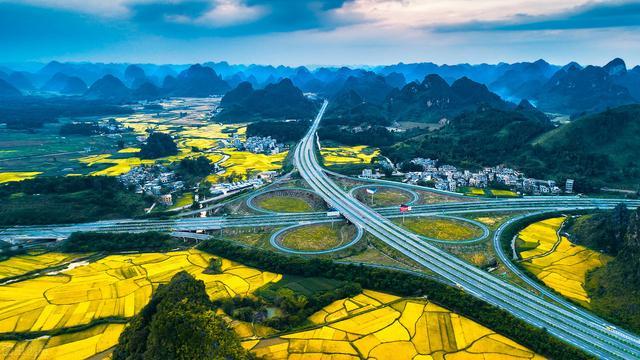 全长268公里,投资490亿!从泸西到文山,红河将新建一条高速