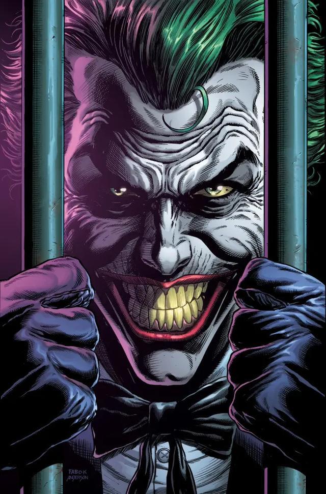 小丑男头像动漫高清