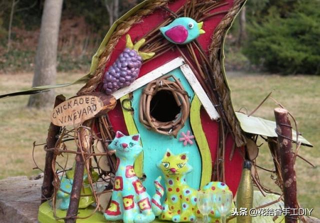 自己做秘密小屋