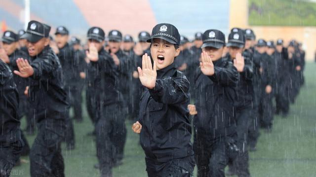 甘肃警察职业学院女生