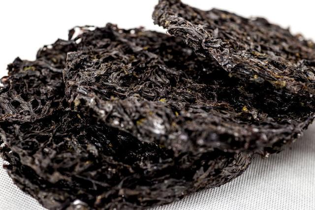 头水紫菜做凉菜