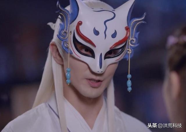 为什么日本漫画中很多人都会戴狐狸面具!