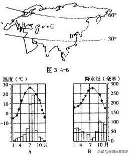 八年级地理上期中考试试卷_学习啦在线学习网