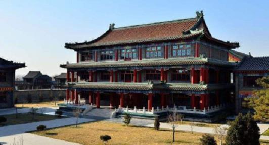 8个中国传统建筑风格