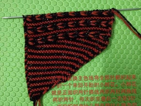 玉儿纺几十款常用图纸大集合,织手工毛线鞋必备图纸 - 哔哩哔哩
