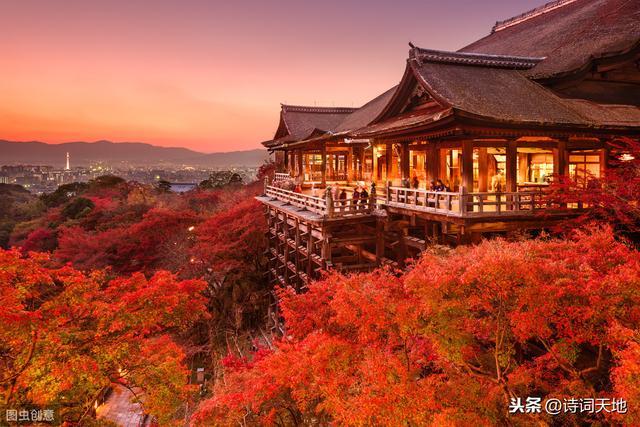描写秋天景色的诗句 古诗_高考升学网