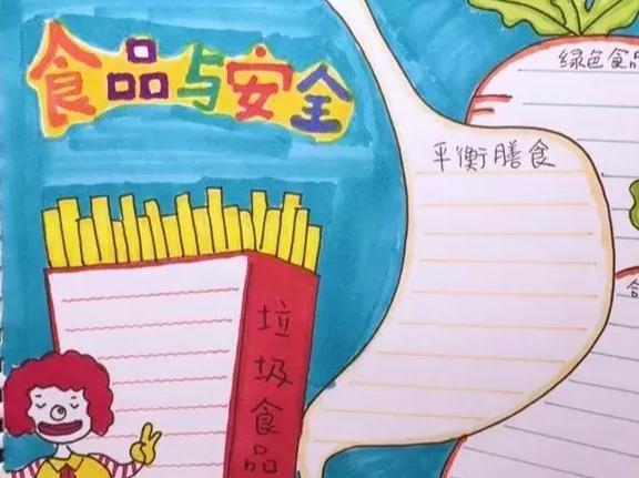 手抄报素材大全!陪孩子画出最棒的手抄报!快收藏