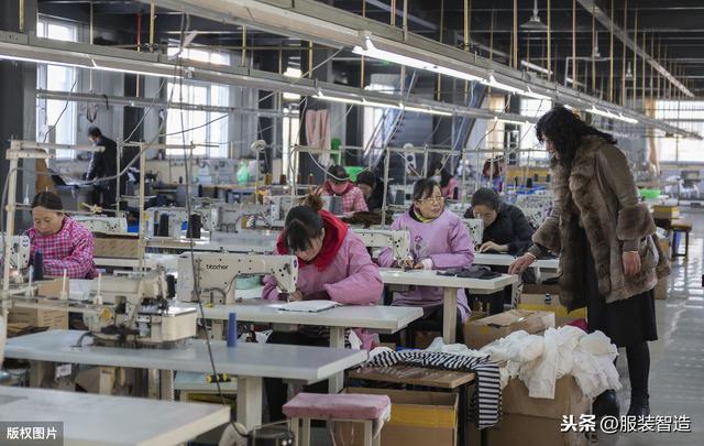 广东服装产业复苏 新商业模式成热点-中国新闻网
