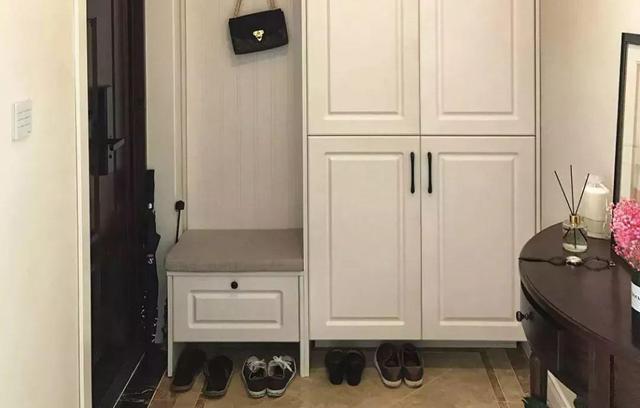 鞋柜怎么设计比较实用? 6种最实用方案让鞋柜空间... -宁海齐装网