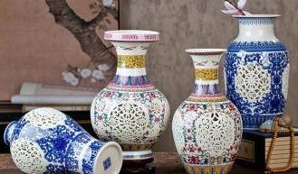 第16届淄博陶瓷艺术节落幕:一组不错的动物小摆件