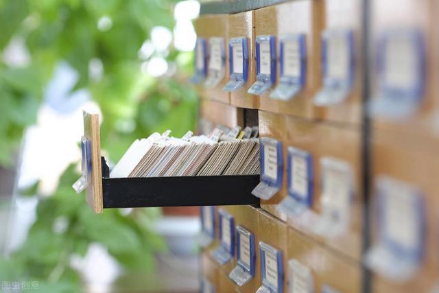 档案管理制度上墙图片