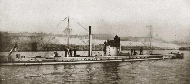 海上孤狼:传奇的德意志帝国海军U9号潜艇战纪
