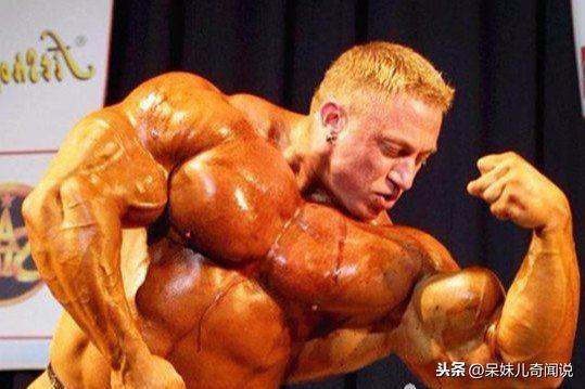 世界上肌肉最恐怖的人:5个健身狂魔,胸肌比头大!_探秘志手机版
