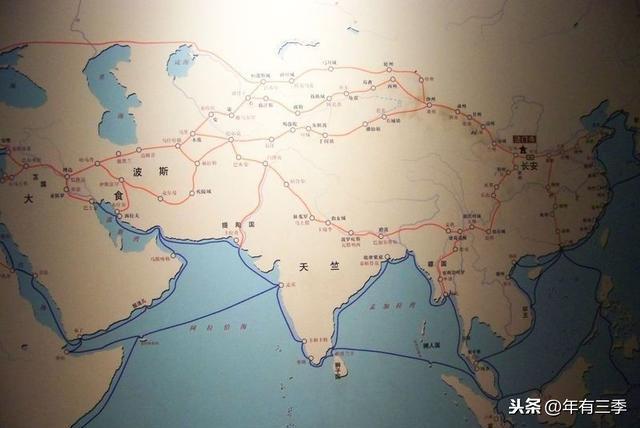 中印两国其实在1400多年前就交过手——唐朝天竺战争