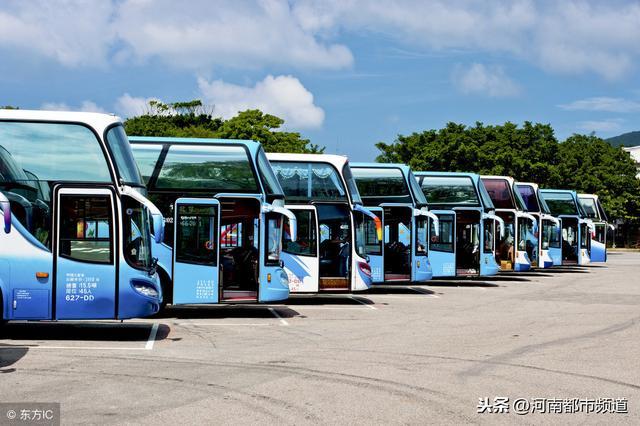鄭州156路公交車