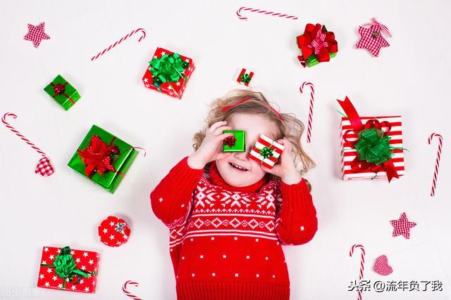 儿童圣诞节图画怎么画