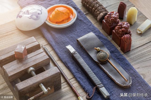 中国篆刻的历史,简单了解一下