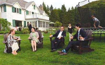 首届加中道文化节举行 武当道文化交流团首访加拿大