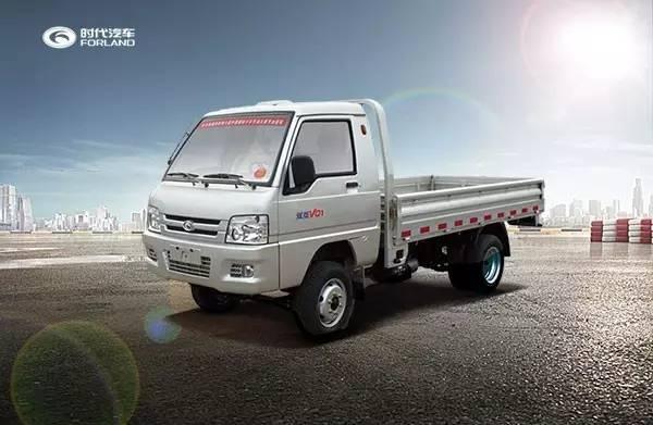 福田52米货车报价图片
