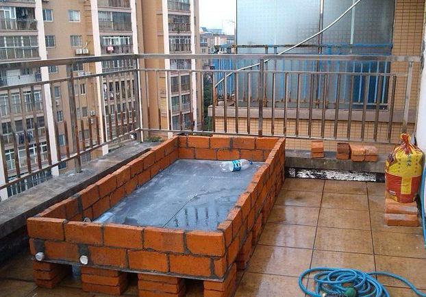屋頂菜園圖片