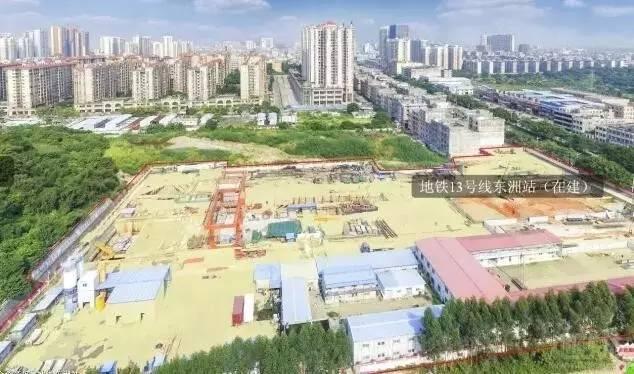 广州地铁13号线鱼珠至沙村段恢复通车,沙村至新沙段仍暂停运营