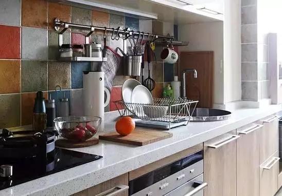 厨房简笔画