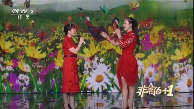 王二妮·王小妮演唱《常回家看看》悦耳动听·别是一番韵味