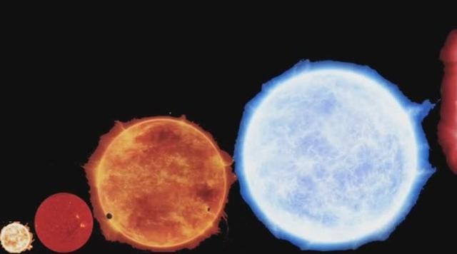 宇宙已知最大恒星是大犬座VY还是盾牌座UY原来我们被骗了