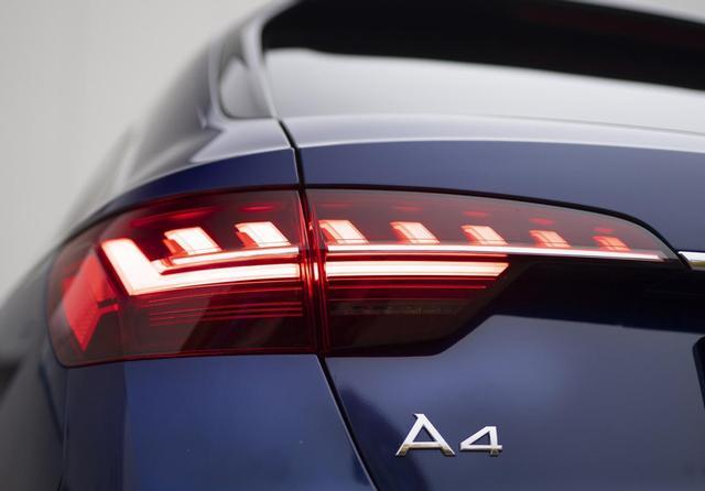 解析新一代奥迪A4,入门即RS套件,搭载最强发动机将成燃油版绝唱