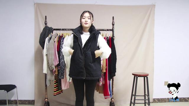 冬装短棉衣棉夹克