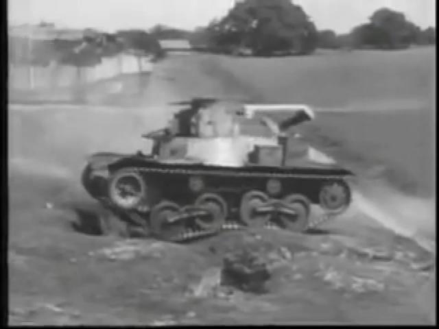 二战日军为啥造小豆坦克 让人笑掉大牙:其实是专门... _搜狐视频
