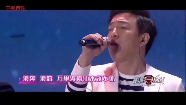 哈林编曲,黄渤和哈林的合唱,全场都为之沸腾太强悍了_腾讯视频