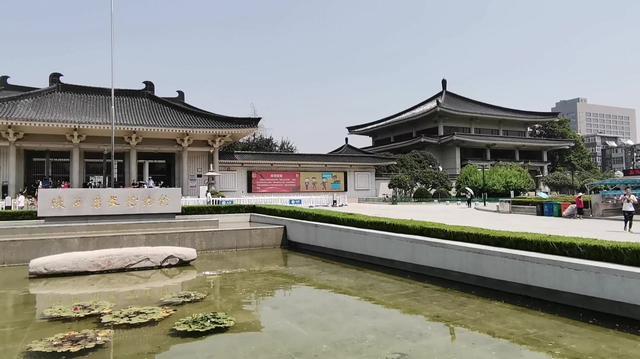 陕西历史博物馆介绍