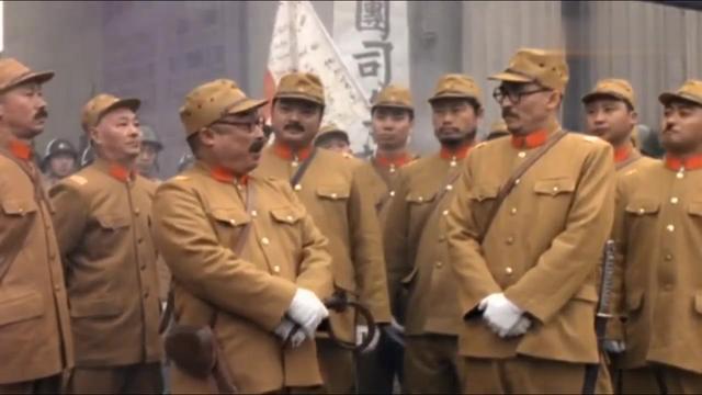 残暴的日军占领南京后,展开灭绝人性的大屠杀